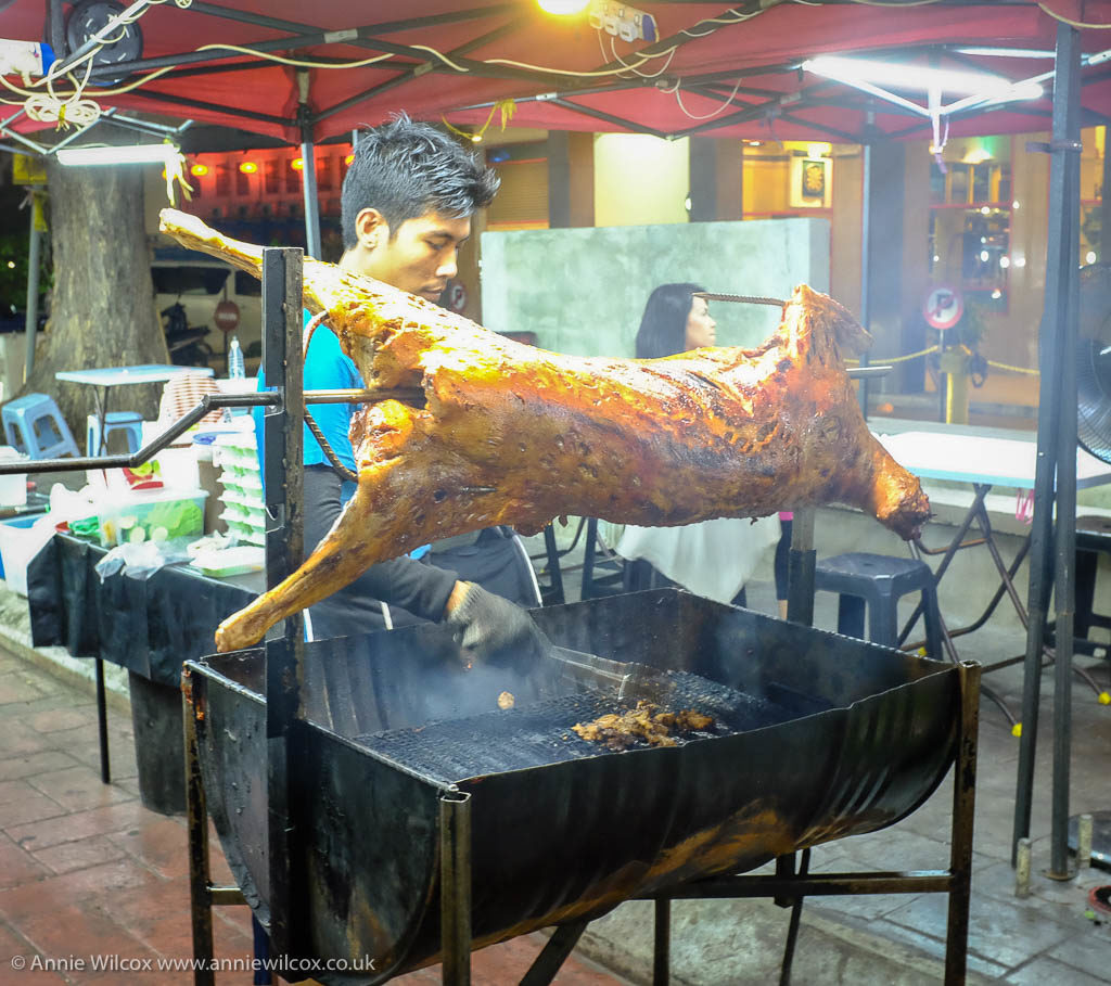 Chinese Street Food History