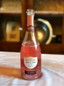 NV Rosé Brut de Noir at Cleto Chiarli winery