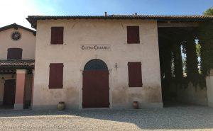 Cleto Chiarli Winery building, Castelvetro, Italy