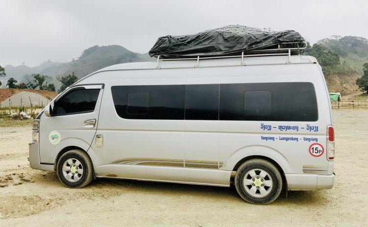 Laos Route 13 Road Trip