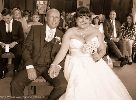 wedding of Kerry Harris and Micky Walsh