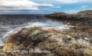 sea & rocks in Achmelvich