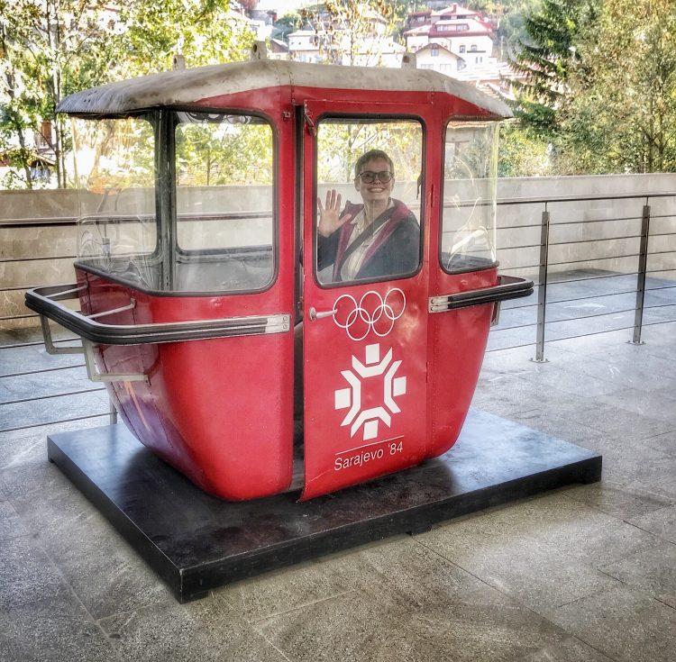 Trebević Cable Car Sarajevo